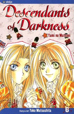 Descendants of Darkness: Volume 6 - Matsushita, Yoko