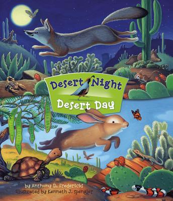 Desert Night Desert Day - Fredericks, Anthony D