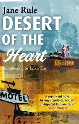 Desert of the Heart - Rule, Jane, and Kay, Jackie (Introduction by)
