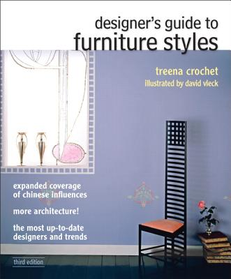 Designer's Guide to Furniture Styles - Crochet, Treena M.