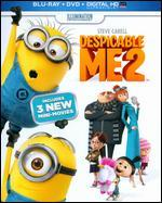 Despicable Me 2 [2 Discs] [Includes Digital Copy] [Blu-ray/DVD]