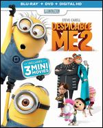 Despicable Me 2 [2 Discs] [Includes Digital Copy] [UltraViolet] [Blu-ray] - Chris Renaud; Pierre Coffin