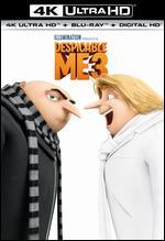 Despicable Me 3 [Includes Digital Copy] [4K Ultra HD Blu-ray/Blu-ray]