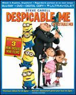 Despicable Me [Blu-ray/DVD]