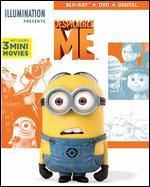 Despicable Me [Includes Digital Copy] [Blu-ray/DVD] - Chris Renaud; Pierre Coffin