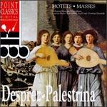 Desprez-Palestrina Motets/Masses