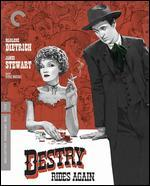 Destry Rides Again [Criterion Collection] [Blu-ray]