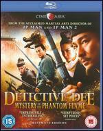 Detective Dee: Mystery of the Phantom Flame [Blu-ray]