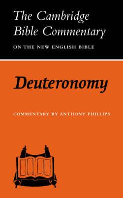 Deuteronomy - Phillips, Anthony