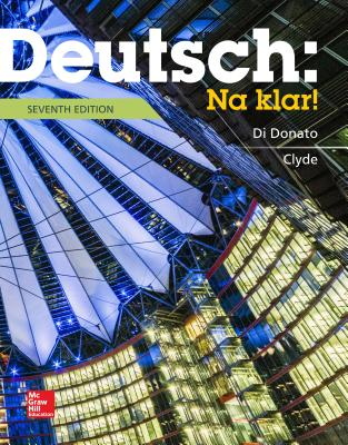 Deutsch: Na Klar! An Introductory German Course - Di Donato, Robert, and Clyde, Monica D.