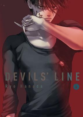 Devil's Line 4 - Hanada, Ryoh