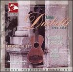 Diabelli: The Complete Sonatas for Solo Guitar