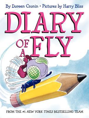 Diary of a Fly - Cronin, Doreen