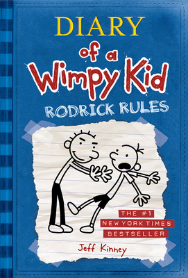 Diary of a Wimpy Kid # 2 - Rodrick Rules - Kinney, Jeff