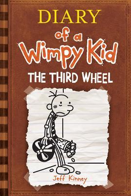 Diary of a Wimpy Kid # 7: Third Wheel - Kinney, Jeff