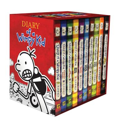 Diary of a Wimpy Kid Collection - Kinney, Jeff