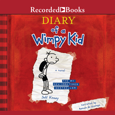 Diary of a Wimpy Kid - Kinney, Jeff, and Ocampo, Ramon (Narrator)