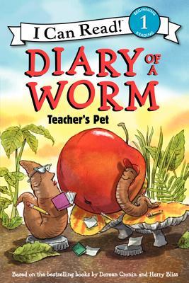 Diary of a Worm: Teacher's Pet - Cronin, Doreen