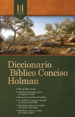Diccionario B???blico Conciso Holman - B&H Espanol