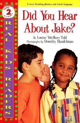 Did You Hear about Jake? - Tidd, Louise Vitellaro