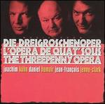 Die Dreigroschenoper - Daniel Humair / Jean-François Jenny-Clark / Joachim Kühn