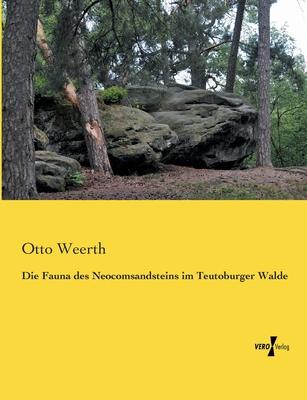 Die Fauna Des Neocomsandsteins Im Teutoburger Walde - Weerth, Otto
