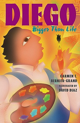 Diego: Bigger Than Life - Bernier-Grand, Carmen