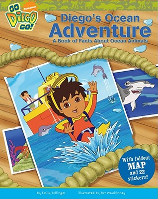 Diego's Ocean Adventure - Nickelodeon