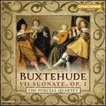 Dietrich Buxtehude: 7 Sonatas, Op. 2