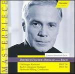 Dietrich Fischer-Dieskau Sings Bach