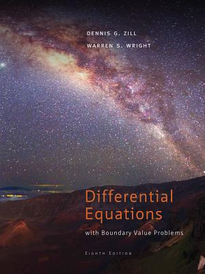 Differential Equations with Boundary-Value Problems - Zill, Dennis G, and Cullen, Michael R, and Wright, Warren S