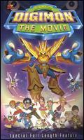 Digimon: The Movie - Mamoru Hosoda; Shigeyasu Yamauchi