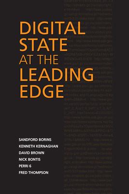 Digital State at the Leading Edge - Borins, Sanford