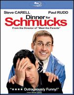 Dinner for Schmucks [Blu-ray] - Jay Roach