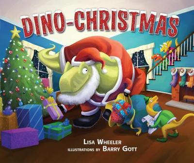 Dino-Christmas - Wheeler, Lisa