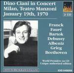 Dino Ciani in Concert