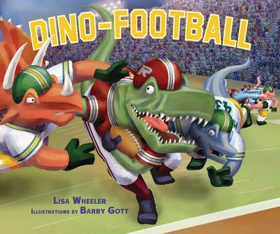 Dino-Football - Wheeler, Lisa