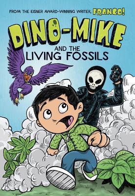 Dino-Mike and the Living Fossils - Garcia, Eduardo