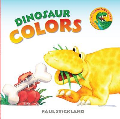 Dinosaur Colors - Stickland, Paul