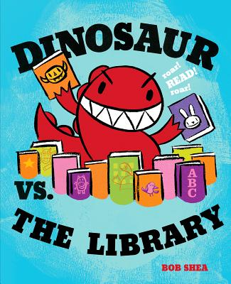 Dinosaur vs. the Library -