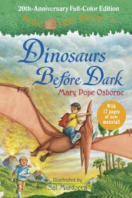 Dinosaurs Before Dark - Osborne, Mary Pope