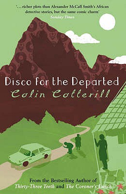 Disco for the Departed - Cotterill, Colin