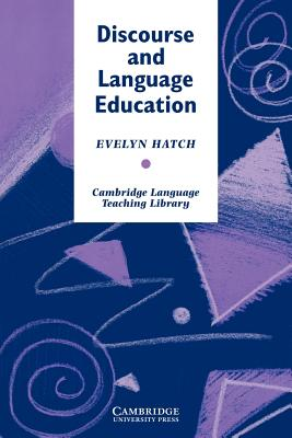 Discourse and Language Education - Hatch, Evelyn