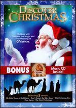 Discover Christmas [2 Discs] [DVD/CD]