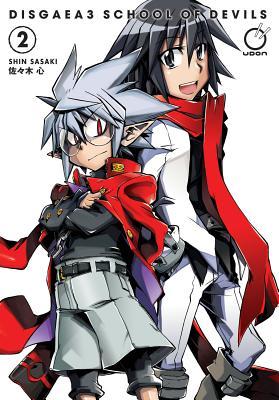Disgaea 3: School of Devils Volume 2 - Sasaki, Shin (Artist)