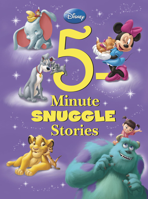 Disney 5-Minute Snuggle Stories - Disney Books