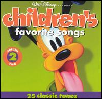 Disney Children's Favorites Songs, Vol. 2 - Disney