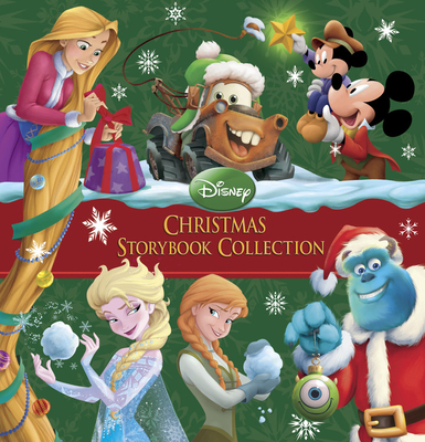 Disney Christmas Storybook Collection - Risco, Elle D, and Glass, Calliope