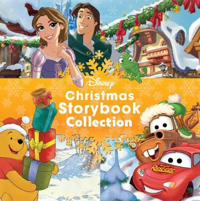 disney christmas storybook collection parragon books ltd - Disney Christmas Storybook Collection