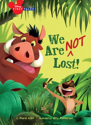 Disney First Tales the Lion King: We Are (Not) Lost - Eden, Marie